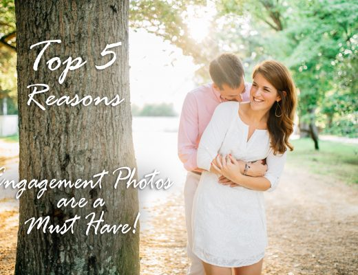 5 reasons engagement photos are a must have